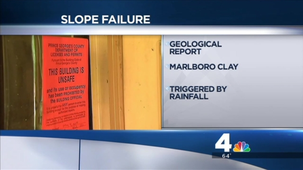 [DC] Report: Prince George's County Susceptible to Slope Failure