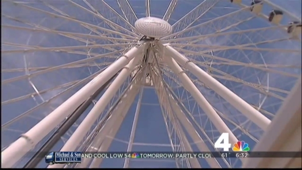 [DC] Capital Wheel Opens