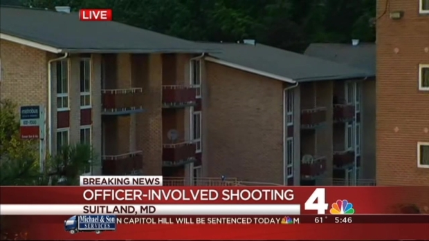 [DC]  Police: Man Killed by Officers Was Holding Pellet Gun