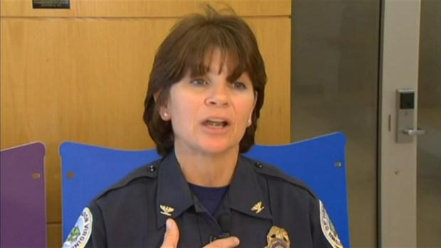 [DC] Police Discuss Stolen Sandy Hook Signs