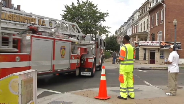 [DC] DC Fire Chief Kenneth Ellerbe Retires
