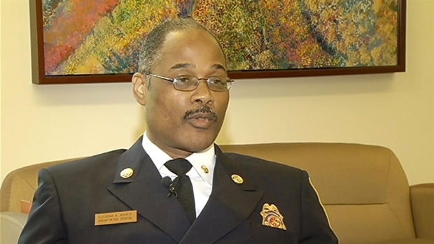 [DC] Eugene Jones Discusses Plans for DC Fire, EMS