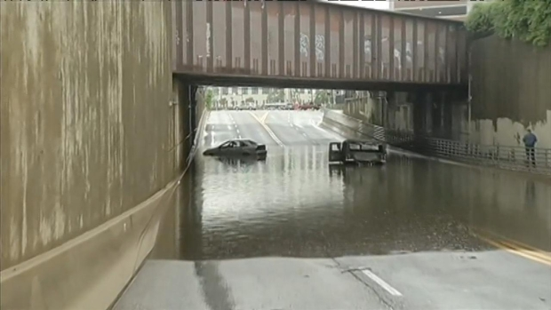 [DC] Drivers Get Stuck in High Water in Prince George's County
