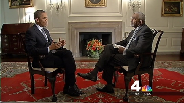 [DC] As Presidents Come and Go, Jim Vance Stays
