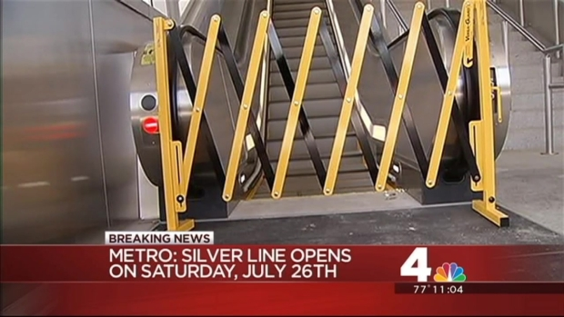 [DC] Opening Date Announced for First Phase of Silver Line