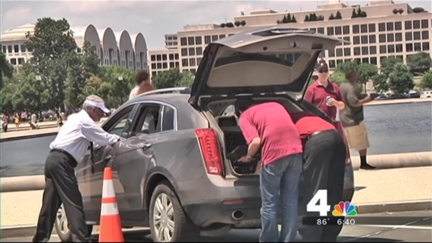 [DC] Driverless Car Demo Curbed When Delegate Norton Hits Kill Switch