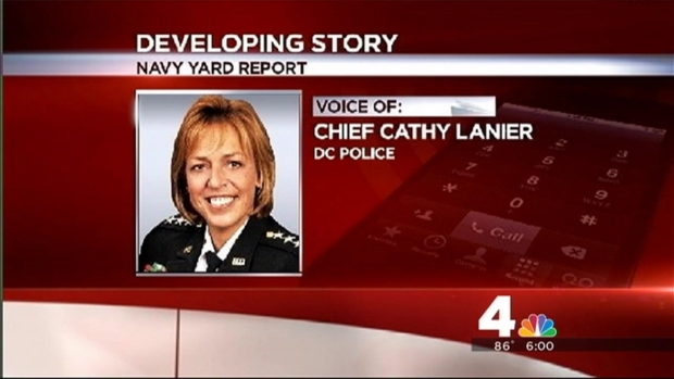 [DC] Navy Yard Report: D.C. Police Couldn't Watch Surveillance Video