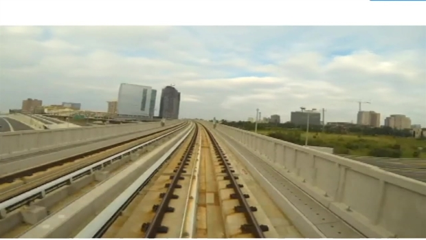 [DC] Riding the Silver Line (Time Lapse)