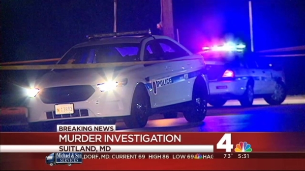 [DC] Murder Investigation in Suitland