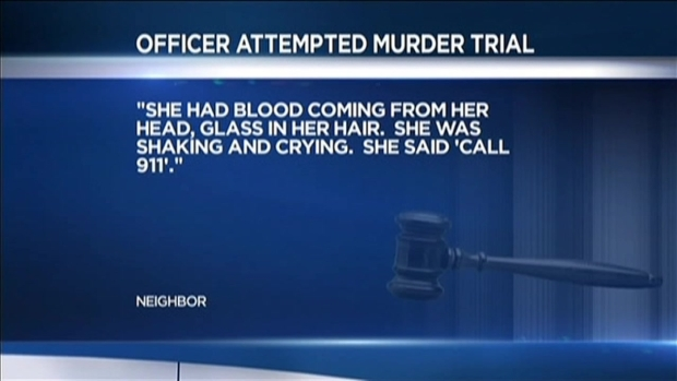 [DC] Daughter Testifies in D.C. Police Officer's Attempted Murder Trial