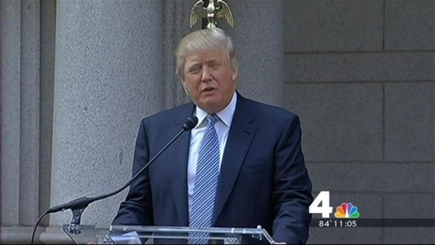 [DC] Donald Trump Breaks Ground on New D.C. Hotel