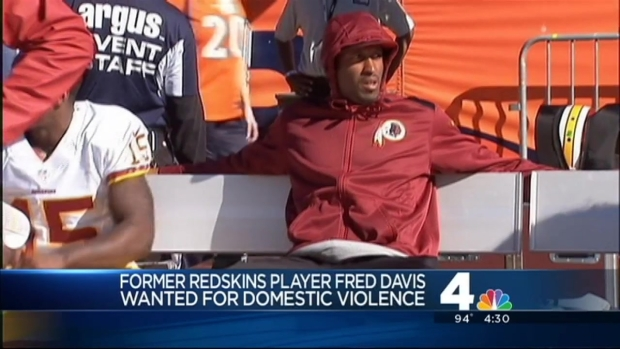 [DC] Fred Davis Sought in Domestic Simple Assault Investigation
