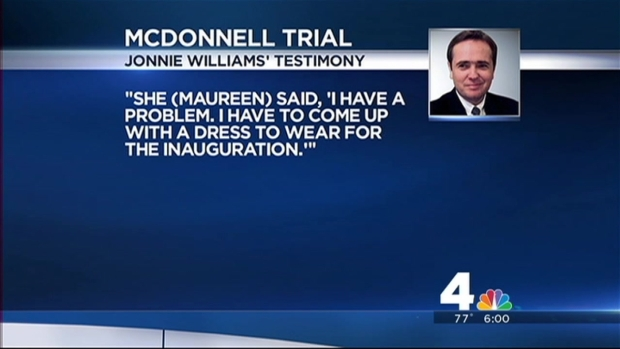 [DC] Prosecutors: McDonnells Indulged in Gifts, Favors From CEO