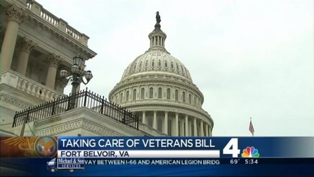 [DC] Obama to Sign Veterans' Health Care Overhaul