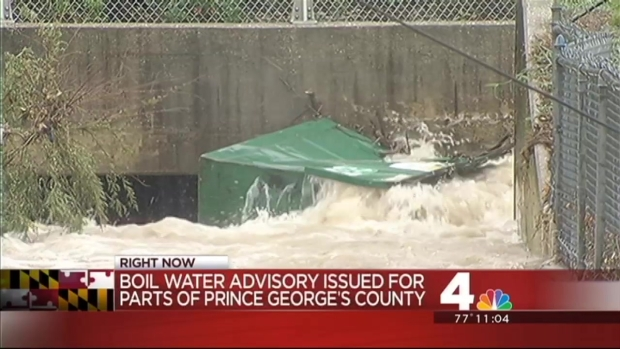 [DC] Boil Water Advisory Issued for Parts of Prince George's
