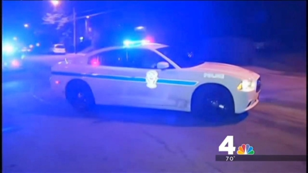 [DC] Two D.C. Officers Shot at During Violent Chase, Attempted Carjacking