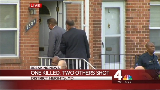 [DC] One Dead in District Heights Triple Shooting