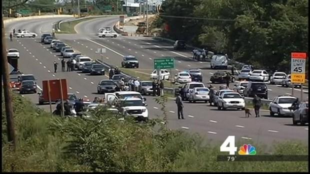 [DC] Suspect Was Involved In Child Custody Battle