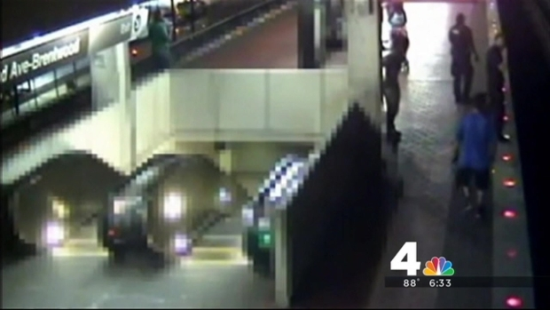 [DC] Man Pulled From Metro Tracks