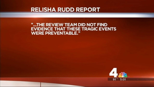 [DC] Report: D.C. Gov't Could Not Have Prevented Relisha Rudd's Disappearance
