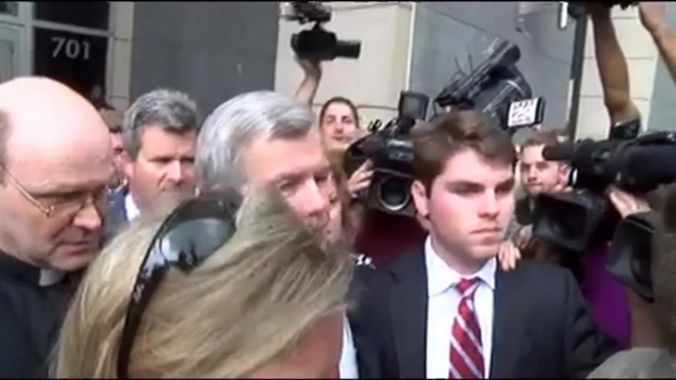 [DC] McDonnell Sound Leaving Court