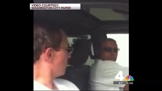 [DC] D.C. Mayor's Campaign Driver Charged With Conspiracy