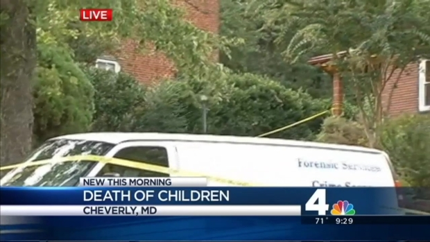 [DC] Two Children Dead in Cheverly