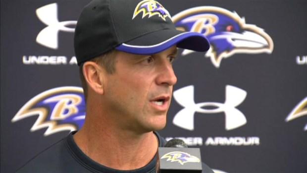 [DC] Ravens Coach on Cutting Ray Rice