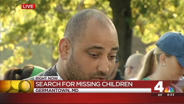 [DC] Search Continues for Missing Montgomery County Kids