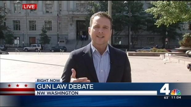 [DC] D.C. Council Set to Vote on Gun Law
