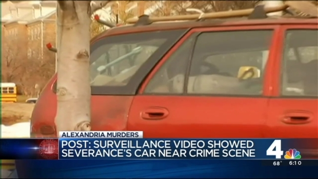 [DC] Report: Surveillance Video Linked Charles Severance to Alexandria Murders