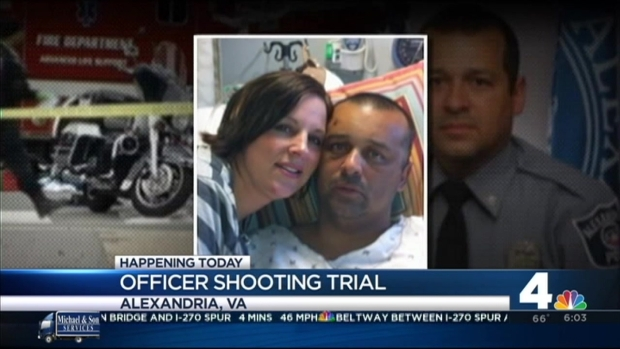 [DC] Trial Begins for Man Accused in Ofc. Laboy Shooting
