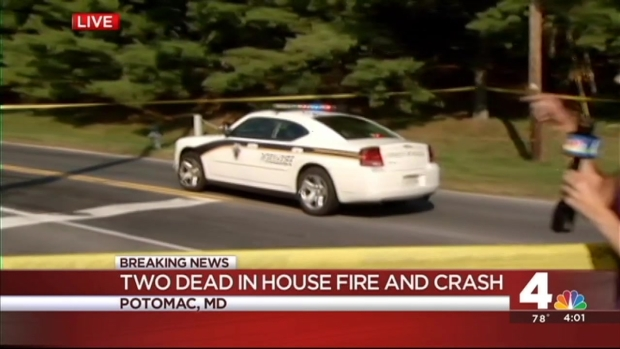 [DC] Two Bodies Found at Related Scenes in Maryland
