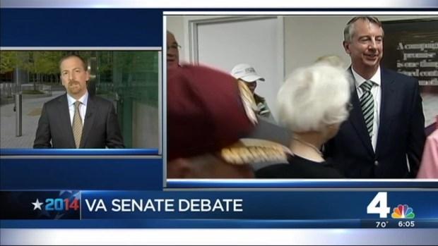 [DC] Chuck Todd on Virginia Senate Race