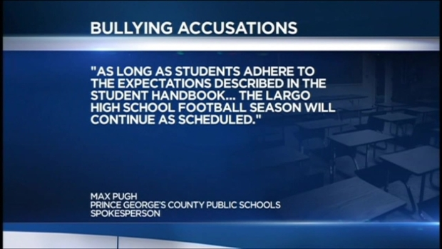 [DC] New Complaints Against Largo High School Principal