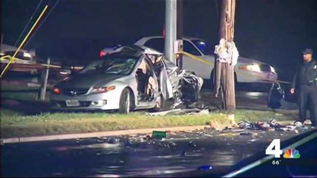 """[DC] """"I Wish I Would Have Died,"""" Says Mother of Two Kids Killed in Crash"""