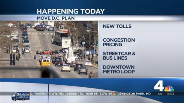[DC] D.C. Mayor to Release Transportation Plan