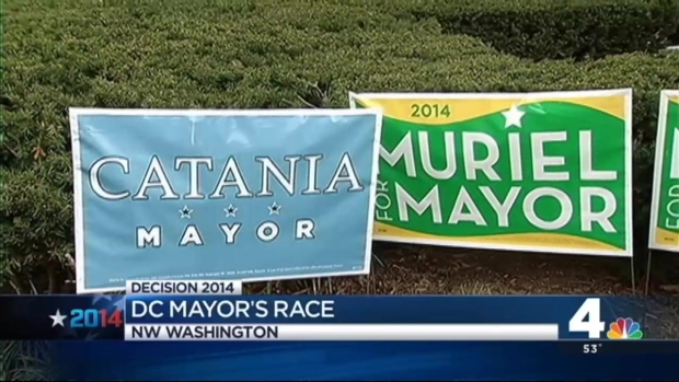Close Contests Expected in D.C.-Area Elections