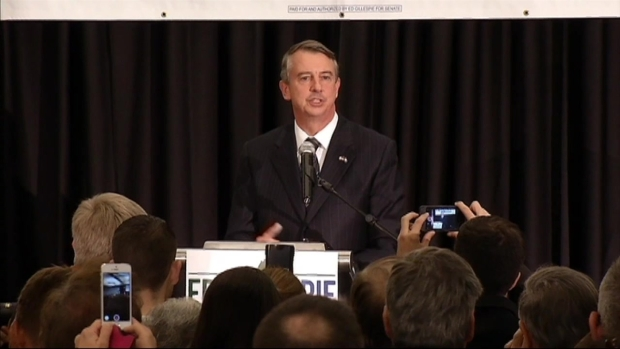 Ed Gillespie's Election Night Speech
