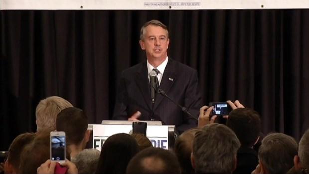 Ed Gillespie's Election Night Speech