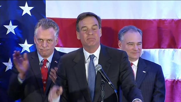 Mark Warner's Election Night Speech