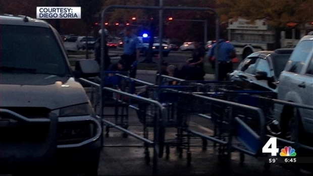 [DC] Walmart Customers Heard Glass Crashing, Screaming