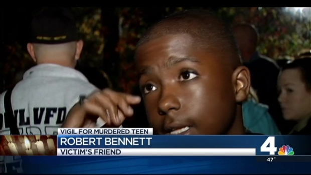 [DC] Friends, Family Gather to Remember Teen Gunned Down in Va.