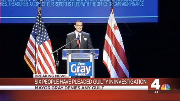 [DC] Witnesses Re-Interviewed Over Mayor Gray's 2010 Campaign