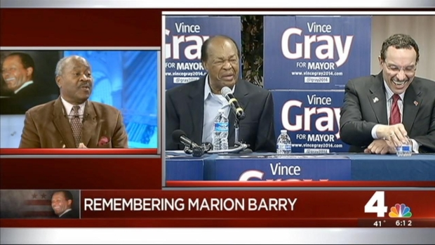 Colbert I. King Reflects on Marion Barry's Career