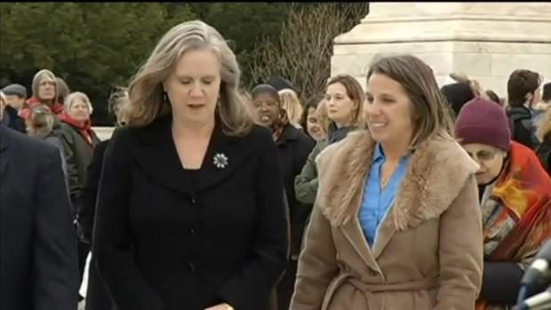 [DC] Va. Mother Takes Pregnancy Discrimination Case to U.S. Supreme Court