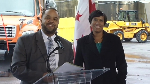 Bowser Names D.C.'s Next City Administrator