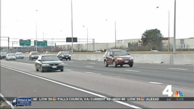 [DC]  I-95 Express Lanes Open for Use