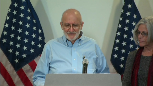 [DC] Alan Gross: It's Good to Be Home
