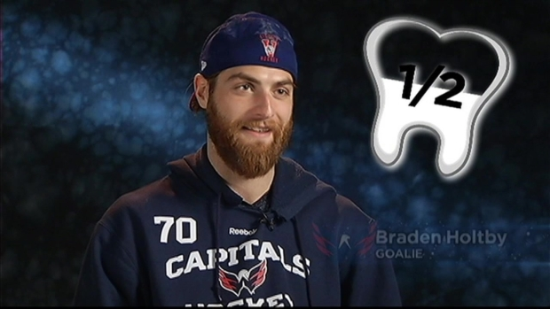 Face Off: Caps Talk Lost Teeth
